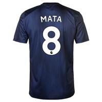 Tricou adidas Manchester United Juan Mata Third 2018 2019