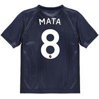 Tricou adidas Manchester United Juan Mata Third 2018 2019 Junior