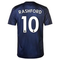 Tricou adidas Manchester United Marcus Rashford Third 2018 2019