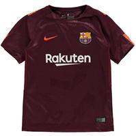 Tricou Nike Barcelona Third 2017 2018 Junior