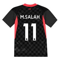 Tricou Nike Liverpool Mohamed Salah Third 2020 2021 Junior
