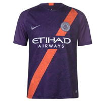 Tricou Nike Manchester City Third 2018 2019