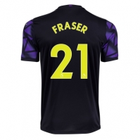Tricou Puma Newcastle United Ryan Fraser Third 2020 2021 Junior