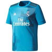 Tricou adidas Real Madrid Third 2017 2018 Junior