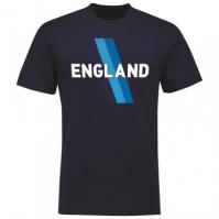Tricouri Team England Cricket Cotton pentru Barbati