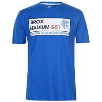 Tricouri Team Ibrox pentru Barbati