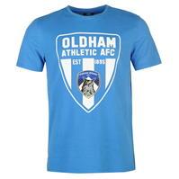 Tricouri Team Oldham Athletic Graphic pentru Barbati