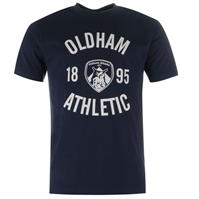 Tricouri Team Oldham Crew pentru Barbati