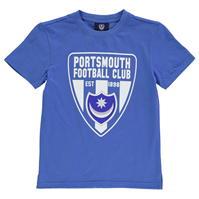 Tricouri Team Pompey Graphic de baieti Junior