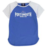 Tricouri Team Pompey Graphic de fete Junior