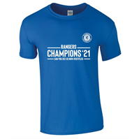 Tricouri Team Rangers Champions pentru Barbati
