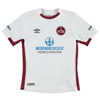 Umbro FC Nurnberg Away Jersey 2016 2017 Junior