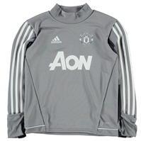 adidas Manchester United Training Top de baieti Junior