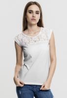 Tricou Top Laces pentru Femei Urban Classics