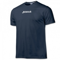 Tricouri Joma T- bumbac bleumarin cu maneca scurta - 10-