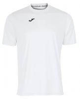 Tricouri Joma T- Combi alb cu maneca scurta