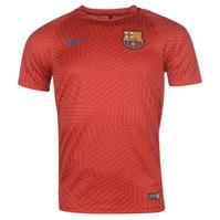Nike FB Barcelona Pre Match Jersey pentru Barbati