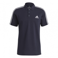 Tricouri Polo adidas 3 Stripes Logo pentru Barbati