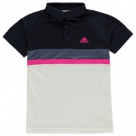 Tricouri Polo adidas Club de baieti Junior