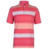 Tricouri Polo Ashworth Ombre Striped Golf pentru Barbati