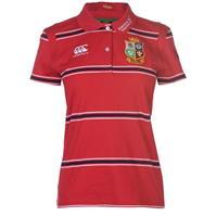 Tricouri Polo Canterbury British And Irish Lions Rugby pentru Femei