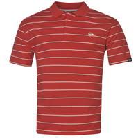 Dunlop Stripe Polo pentru Barbati