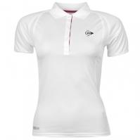 Tricouri Polo Dunlop Performance pentru Femei