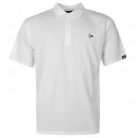 Tricouri Polo Dunlop Plain pentru Barbati
