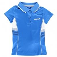 Tricouri Polo HEAD Club G Junior