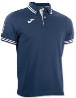 Tricouri polo Joma Combi bleumarin cu maneca scurta
