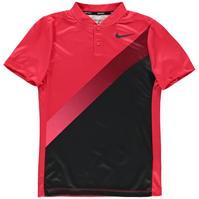 Tricouri Polo Nike DryFit Printed Golf de baieti Junior