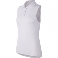 Nike Dri-FIT Victory Sleeveless Golf Polo pentru femei