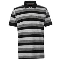 Tricouri Polo Pierre Cardin Trio Colour Striped pentru Barbati