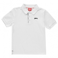 Tricouri Polo Slazenger Plain de baieti Junior