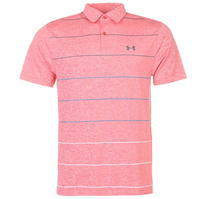 Tricouri Polo Under Armour Golf Coolswitch Striped pentru Barbati