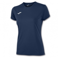 Tricouri sport Joma T- Combi bleumarin cu maneca scurta