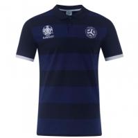UEFA France Stripe Polo pentru Barbati