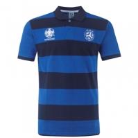 Tricouri Polo UEFA Euro 2020 Italy Stripe pentru Barbati