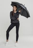 Umbrela auto open UC negru Urban Classics