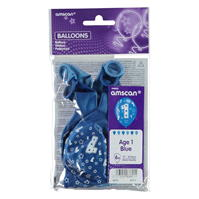 Partymor Balloons Pack of 6