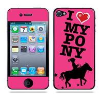 Unknown 4 Skin I Love My Pony Hot Pink