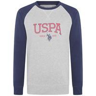 US Polo Assn US Polo Logo Crew Jn02