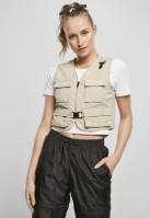 Vest scurta Tactical pentru Femei gri Urban Classics