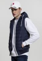Small Bubble Hooded Vest Urban Classics
