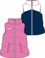 Vesta cu 2 fete Joma Fluor roz-bleumarin inchis -bts-