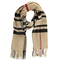 Linea Exploded Check Scarf