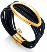 Viceroy Braceletbracciale Gold Pvd Cottoncotone Mod Fashion