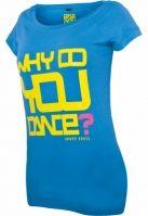 Why do you dance albastru Urban Dance