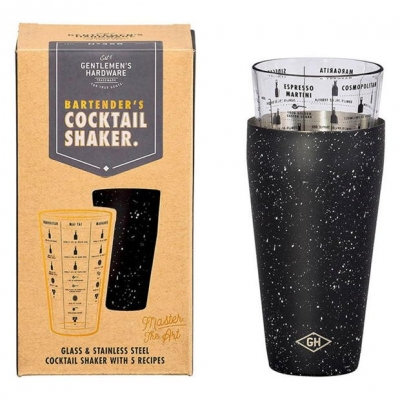 Gentlemens Hardware Cocktail Shaker