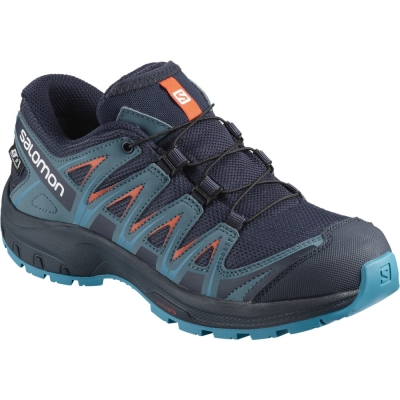 Pantofi Alergare Salomon Xa Pro 3D ClimaSalomon Waterproof Copii